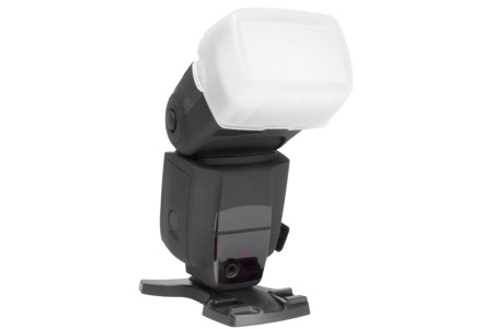 ProMaster-Dedicated Flash Diffuser for Nikon SB400 #4715-Flashes and Speedlights
