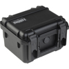 "SKB-Mil-Standard Waterproof Case 6"" Deep with Cubed Foam - Black #3i-1309-6B-C-Bags and Cases"