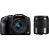 Panasonic-Lumix DMC-G6 with Lumix G Vario 14-42mm and 45-150mm Lenses-Digital Cameras