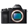 Sony-A7 Compact System Camera - Body Only - Black-Digital Cameras