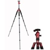 Promaster-XC525 Professional Tripod with Head - Red #2703-Tripods