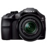 Sony-A3000 Interchangeable Lens Camera with 18-55mm zoom Lens - Black-Digital Cameras