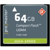 Promaster-64GB High Speed Compact Flash 700x #1296-Memory cards, tape and discs