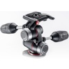 Manfrotto-X-PRO 3-Way Head with retractable levers and friction controls #MHXPRO-3W-Tripod heads