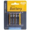 Promaster-AAA Alkaline Batteries (4 pack) #2762-Batteries