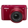 Nikon-1 S2 Compact Interchangeable Lens Camera with 11-27.5mm Lens-Digital Cameras