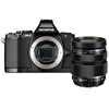 Olympus-E-M5 OM-D System Camera with M.Zukio ED 12-40mm f2.8 Pro-Digital Cameras