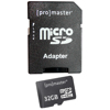 PROMASTER®-32GB Performance Micro Secure Digital #1555-Memory cards, tape and discs
