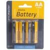 Promaster-AA Alkaline Batteries (4 pack) #2734-Batteries