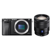Sony-A6000 Interchangeable Lens Camera with 16-70mm f/4 Mid-Range Zoom Lens-Digital Cameras
