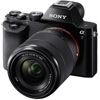 Sony-A7 Compact System Camera with FE 28-70mm f/3.5-5.6 Lens - Black-Digital Cameras
