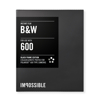 Impossible-B&W Film for 600 Black Frame-Film