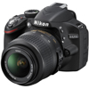 Nikon-D3200 DSLR with 18-55mm VR Lens and SB-910 Flash - Black-Digital Cameras