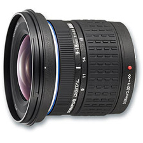 Olympus-Zuiko Digital ED 9-18mm f/4.0-5.6 Super Wide Angle Zoom-Lenses - SLR & Compact System