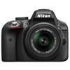 Nikon-D3300 DSLR with AF-S DX NIKKOR 18-55mm f/3.5-5.6G VR II Lens-Digital Cameras
