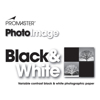 Promaster-PhotoImage Black and White Photographic Paper - 8x10'' Glossy (100 sheets) #3052-Photo enlargement paper