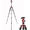 Promaster-XC522 Professional Tripod with Head - Red #2682-Tripods