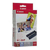 Canon-KC-36IP Ink/Paper Set-Ink cartridges