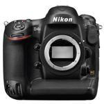 D4s Digital SLR Camera - Body Only - Black