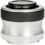 Lensbaby&Scout Fisheye 12mm Lens for Nikon F mount
