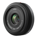 Panasonic&Lumix G 20mm f/1.7 ASPH Lens for Lumix G Series Digital SLR Cameras