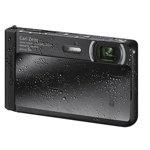Cyber-shot® TX30 Certified waterproof, dustproof and shockproof Digital Camera