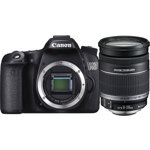EOS 70D Premium Kit:  Digital SLR Camera with 18-200mm f3.5-6.5 IS Lens - Black