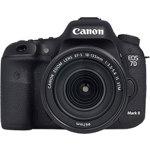 EOS 7D Mark II Digital SLR Camera with EF-S 18-135mm IS STM Lens - Black