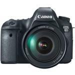 EOS 6D Digital SLR Camera with EF 24-105mm L IS USM Lens