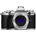 OM-D E-M5 Mark II System Camera - Body Only - Silver