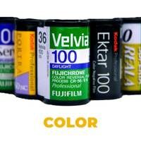 Film Developing - 35 Color