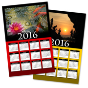 2017 Poster Calendars (1 page)