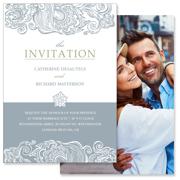 Classy - 2 Sided Invitation