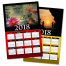 Calendrier Format Poster (1 page)