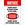 "Affiche Covid-19 rouge (24""x36"") - Vertical"