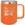 Tasse à café 15 oz orange LCM112