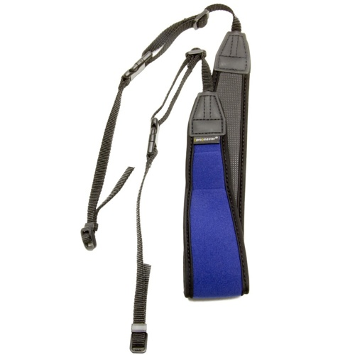 ProMaster-Contour Pro Strap - Blue #6562-Camera Straps & Vests