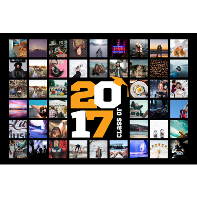 2017 Grad Collage - B (24x36)