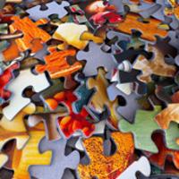 252 piece A3 jigsaw Puzzle