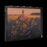 16x20 Black Framed Photo Corkboard
