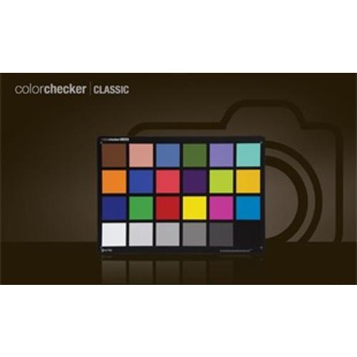 X-Rite-ColorChecker Classic-Photo Software