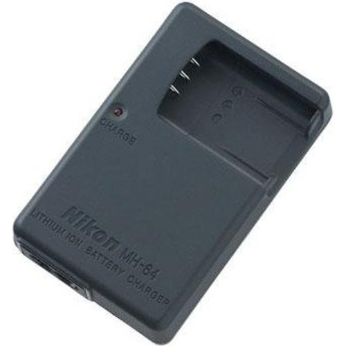 Nikon-MH-64 Battery Charger-Battery Chargers