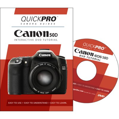 Canon EOS 50D Interactive DVD Tutorial