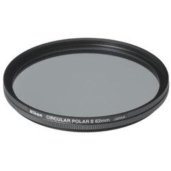 Nikon-62mm Circular Polarizer II-Filters