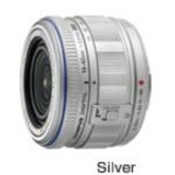 Olympus-M.Zuiko Digital ED 14-42mm 1:3.5-5.6 - Silver-Lenses - SLR & Compact System