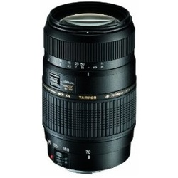 Tamron-AF 70-300MM F/4-5.6 Di LD Macro 1:2 for Canon-Lenses - SLR & Compact System