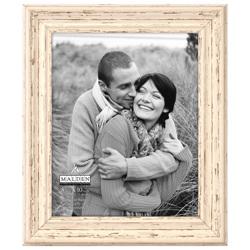 Malden-8x10 Off White Distressed-Photo Frames