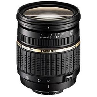 Tamron-SP AF 17-50MM F/2.8 XR Di II LD Aspherical (IF) for Nikon-Lenses - SLR & Compact System