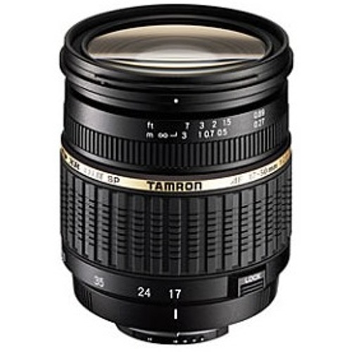 Tamron-SP AF 17-50MM F/2.8 XR Di II LD Aspherical (IF) for Nikon-Lenses - SLR & Compact System