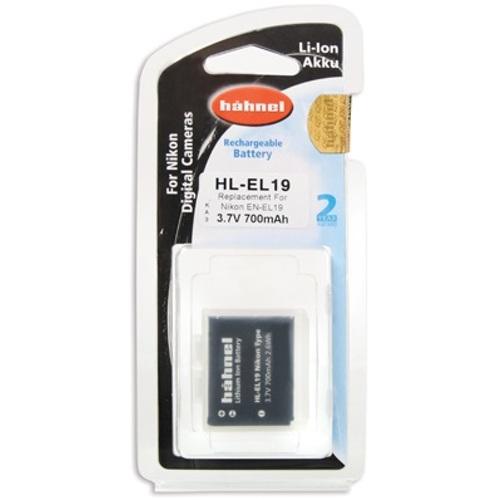 Hähnel-HL-EL19 Remplacement de Batterie Nikon EN-EL19-Bloc-piles & Adaptateurs